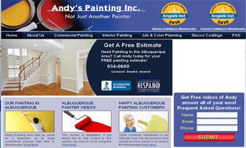 Andy's Painting Inc.