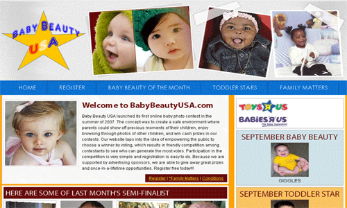 Baby Beauty USA