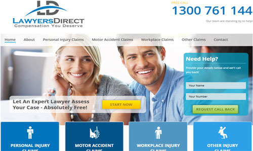 Lawyers Direct « Personal Injury Compensation You Deserve Lawyers Direct